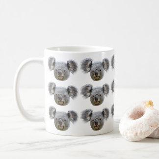 コアラの顔 コーヒーマグカップ