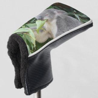 コアラの食べ物のゴムの葉 ゴルフヘッドカバー