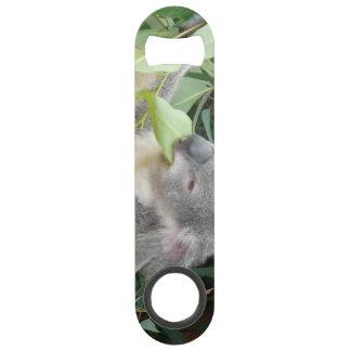 コアラの食べ物のゴムの葉 スピードボトルオープナー