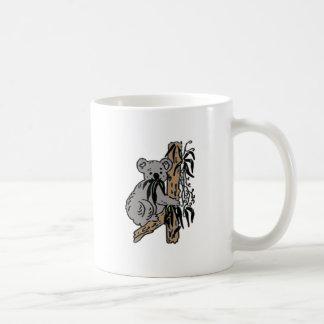 コアラの食べ物 コーヒーマグカップ