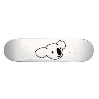コアラのJoのロゴのスケートボード スケートボード