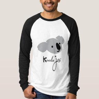 コアラのJoの男性および男の子 Tシャツ