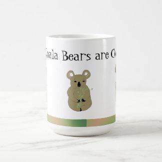 コアラはクールです コーヒーマグカップ