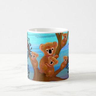 コアラ愛 コーヒーマグカップ