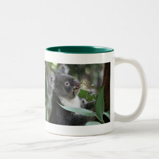 コアラ ツートーンマグカップ