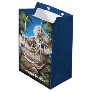 コアラ ミディアムペーパーバッグ
