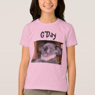 コアラG'Day Tシャツ