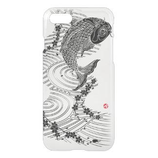 コイおよび桜の鯉桜 iPhone 8/7 ケース