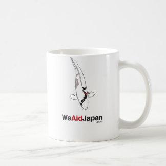 コイのマグの鯉マグカップ コーヒーマグカップ