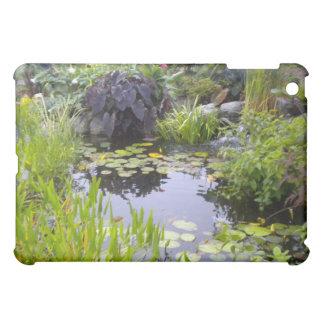 コイの池のiPadの場合 iPad Miniケース