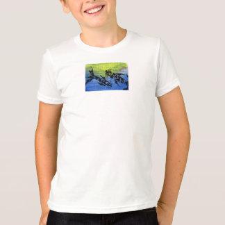 コイの池 Tシャツ