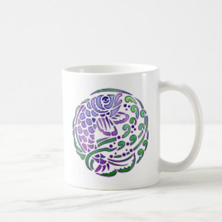 コイの渦巻 コーヒーマグカップ