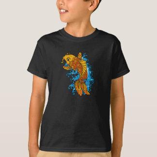 コイの金魚 Tシャツ