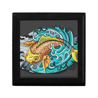 コイの魚の芸術 ギフトボックス