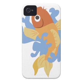 コイの魚 Case-Mate iPhone 4 ケース