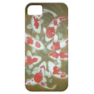コイの魚 iPhone SE/5/5s ケース