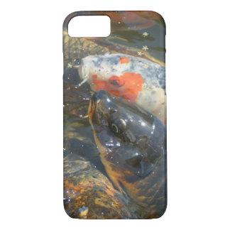 コイのpond湖 iPhone 8/7ケース