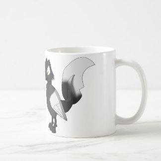 コイのReptilianの鳥- Hajiro コーヒーマグカップ
