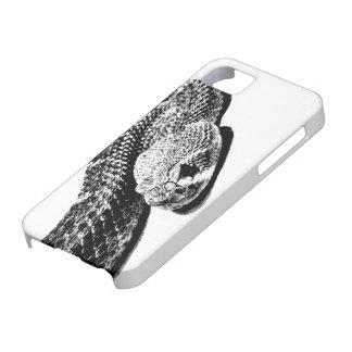 コイル状のヘビ iPhone SE/5/5s ケース