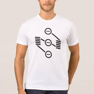 コイルRDA VapeのロゴのTシャツは二倍になります Tシャツ