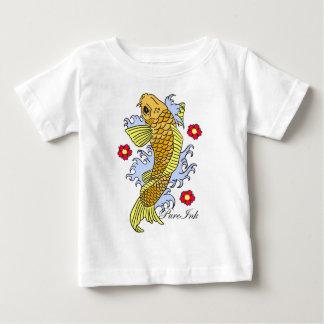 コイ ベビーTシャツ