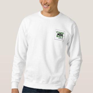コイ「n」の餌の公式のロゴのフード付きスウェットシャツ スウェットシャツ