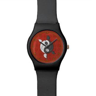 コイMay28thが見るヤンおよびイン 腕時計