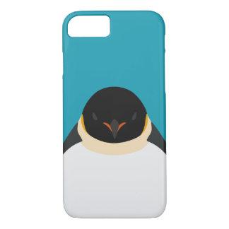 コウテイペンギン-鳥のiPhone 7の場合 iPhone 8/7ケース