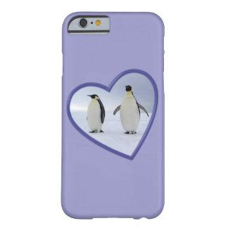 コウテイペンギン BARELY THERE iPhone 6 ケース
