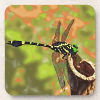 コオニヤンマ dragonfly コースター