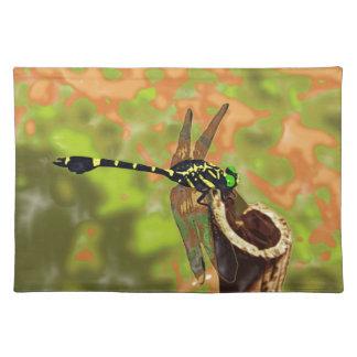 コオニヤンマ dragonfly ランチョンマット