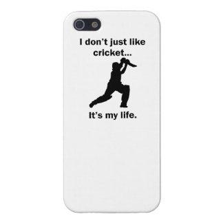 コオロギそれは私の生命です iPhone 5 CASE
