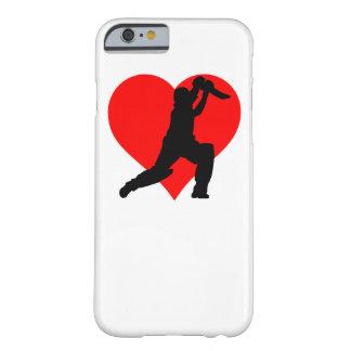 コオロギのハート BARELY THERE iPhone 6 ケース