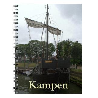 コグの船 ノートブック