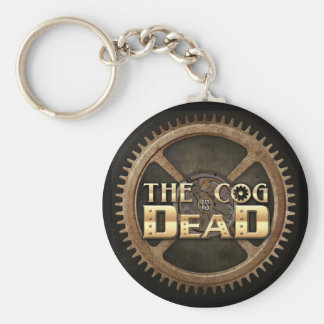 コグは死んだKeychainです キーホルダー