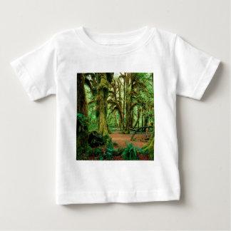 コケのオリンピック国民の木ホール ベビーTシャツ