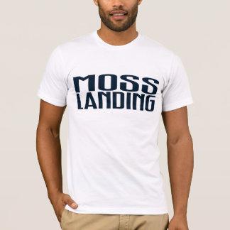 コケの着陸桟橋39 Tシャツ