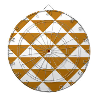 ココアおよび白い三角形 ダーツボード