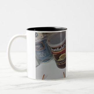 ココアの時間 ツートーンマグカップ