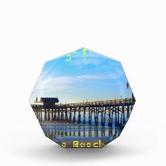 ココアビーチフロリダ 表彰盾