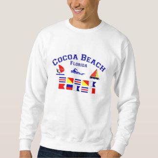 ココアビーチFLのシグナルフラグ スウェットシャツ