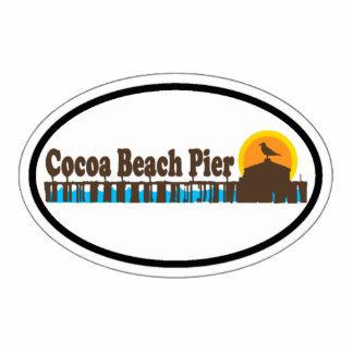 ココア浜 写真彫刻マグネット