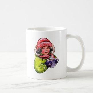 ココア コーヒーマグカップ