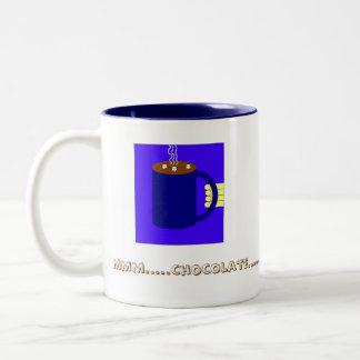 ココア ツートーンマグカップ