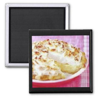 ココナッツクリームパイの磁石 マグネット