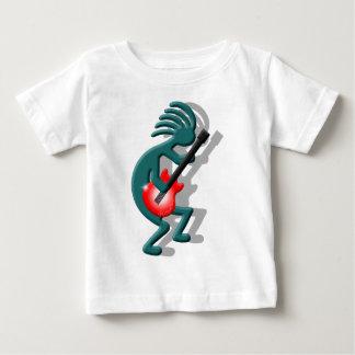 ココペリのギター ベビーTシャツ