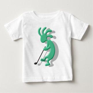 ココペリのゴルフ ベビーTシャツ
