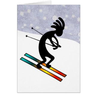 ココペリのスキー カード