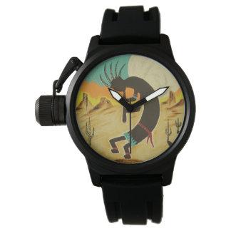 ココペリのダンス 腕時計