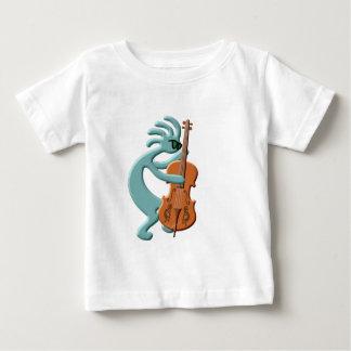 ココペリのチェロ ベビーTシャツ